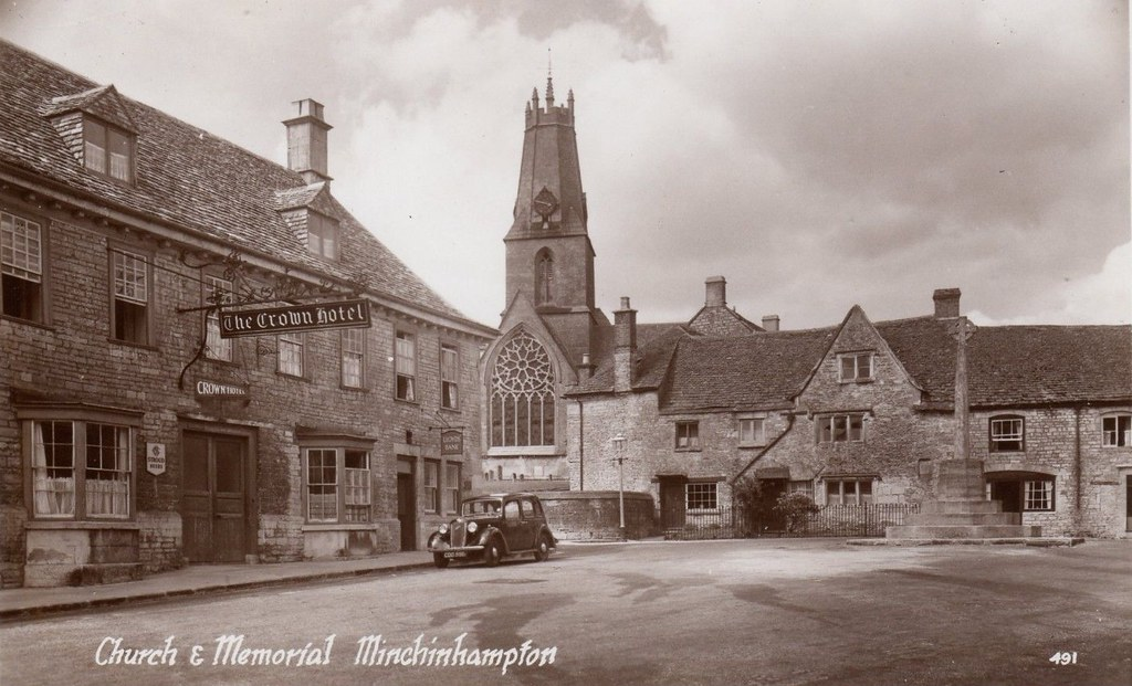 Old Minchinhampton