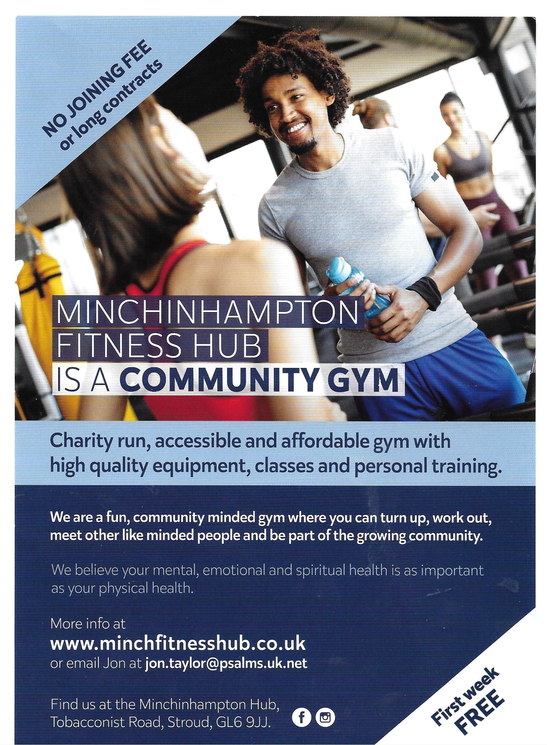 Minchinhampton Fitness Hub